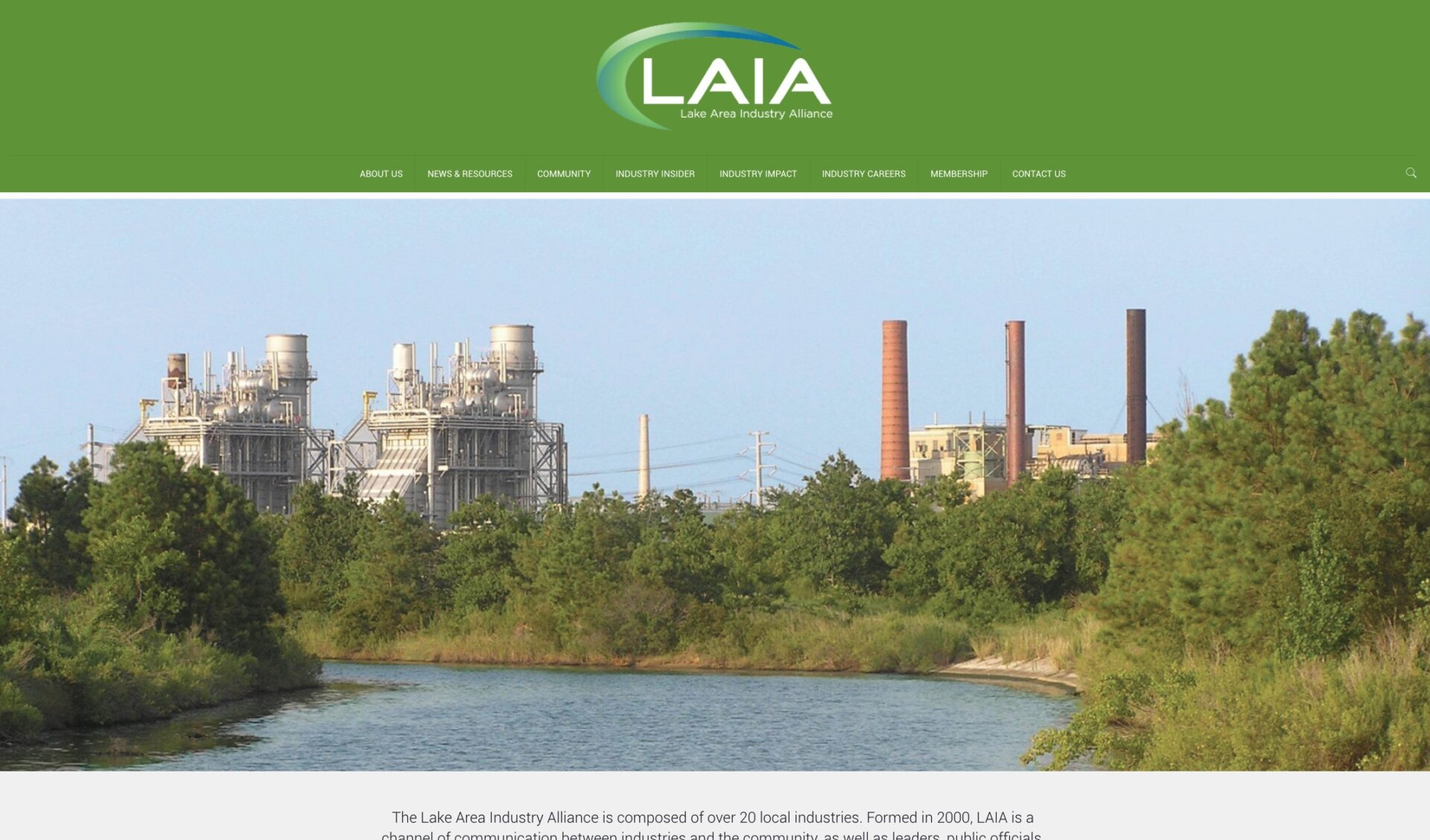 Lake Area Industry Alliance