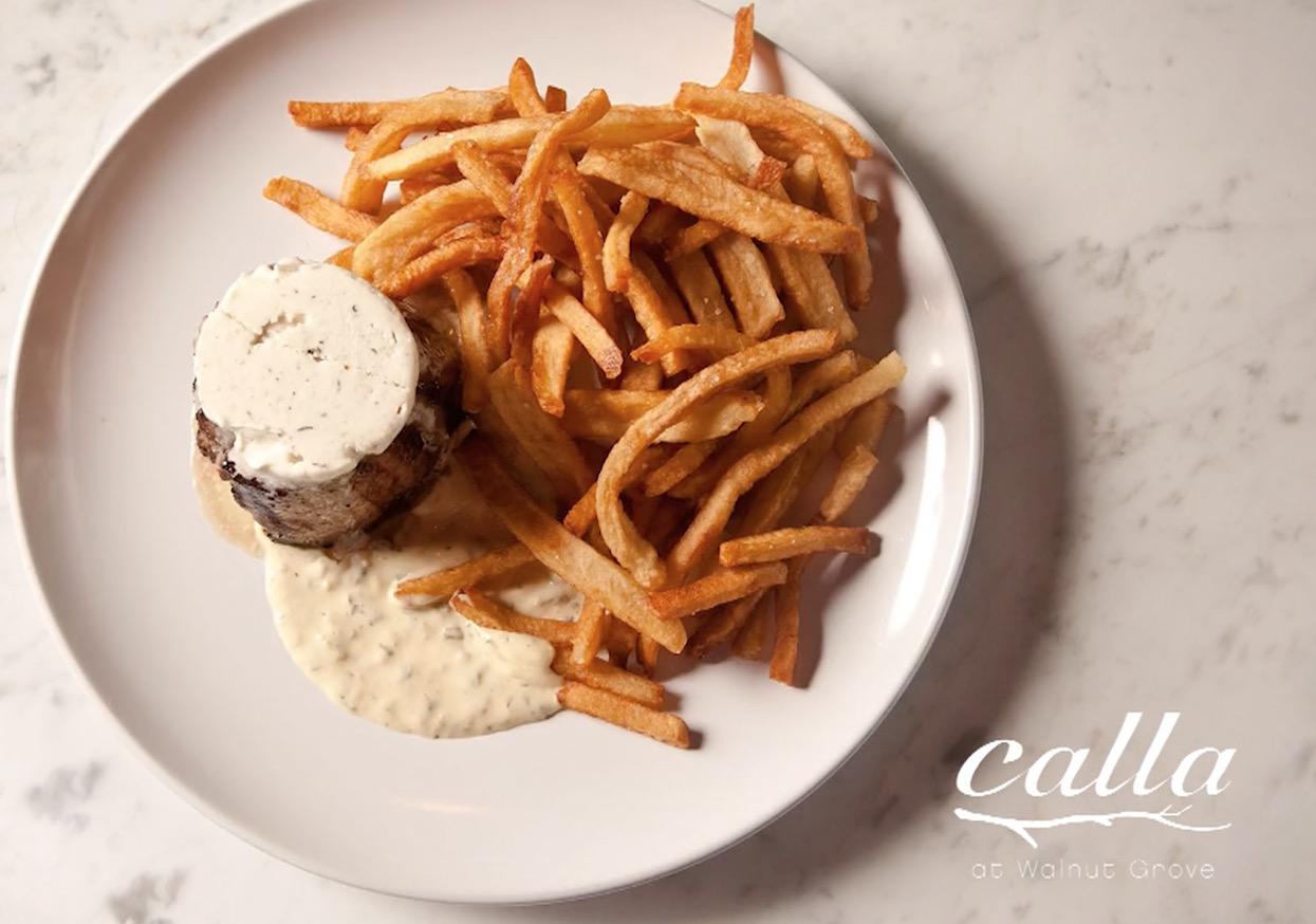 Restaurant Calla TV Spot