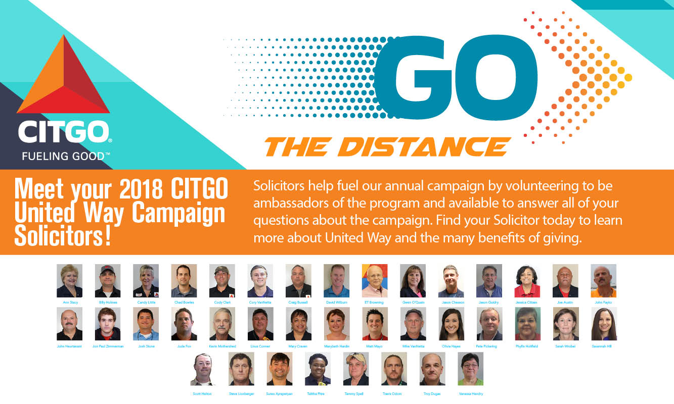 CITGO – Go the Distance – Banner