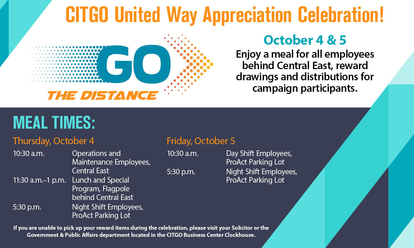 CITGO – Go the Distance – Banner2