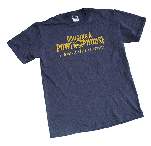 McNeese State University - PowerHouse - Shirt Design